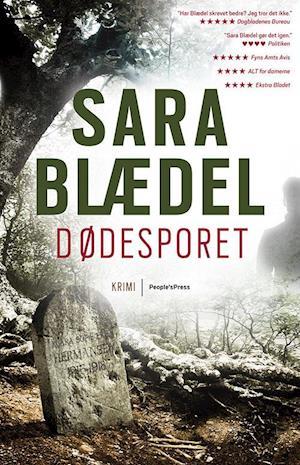 Bog, paperback Dødesporet af Sara Blædel