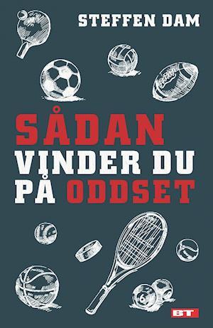 Bog, hæftet Sådan vinder du på Oddset af Steffen Dam