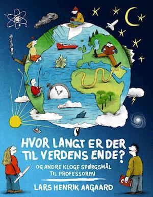 Bog, indbundet Hvor langt er der til verdens ende? af Lars Henrik Aagaard
