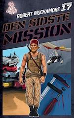 Den sidste mission (Cherub, nr. 17)