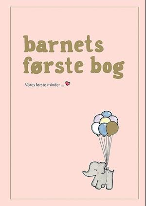 Barnets første bog - ROSA