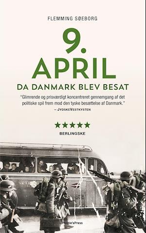 9. april. Da Danmark blev besat PB