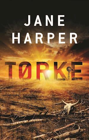 Bog, indbundet Tørke af Jane Harper