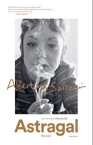 Bog hæftet Astragal af Albertine Sarrazin