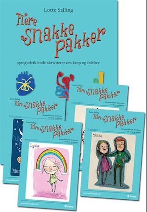 Bog, hæftet Flere snakkepakker af Lotte Salling