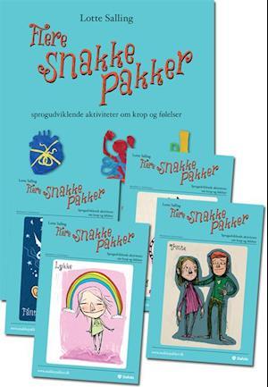 Flere snakkepakker af Lotte Salling