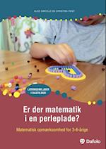 Er der matematik i en perleplade?