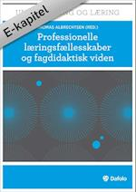 Professionelle læringsfællesskaber i daginstitutionsregi
