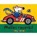 Malles racerbil (Malle elsker maskiner og fart Min ven Malle)