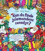 Kan du finde julemandens rensdyr?