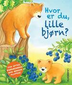 Hvor er du, lille bjørn?
