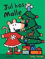 Jul hos Malle (Min ven Malle)
