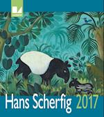 Hans Scherfig kalender 2017