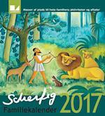 Hans Scherfig Familiekalender 2017