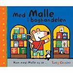 Med Malle i boghandelen (Kom med Malle og se, nr. 7)