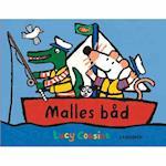 Malles båd (Malle elsker maskiner og fart)