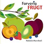 Farverig frugt