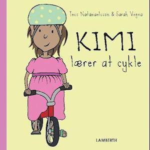 Kimi lærer at cykle