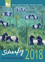 Hans Scherfig familiekalender 2018