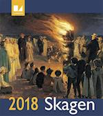 Skagen kalender 2018