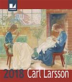 Carl Larsson kalender 2018