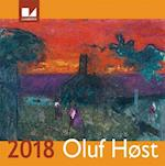 Oluf Høst kalender 2018