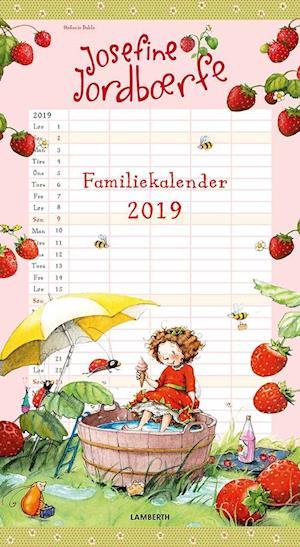 Josefine Jordbærfe Familiekalender 2019