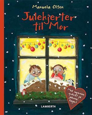 Julehjerter til mor-Manuela Olten-Bog