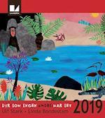 Dyr som ingen andre har set Kalender 2019