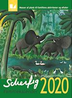 Hans Scherfig familiekalender 2020
