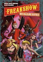 Freakshow - den haleløse havfrue (Freakshow, nr. 3)