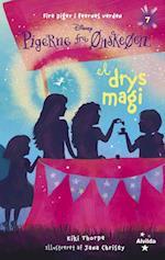 Pigerne fra Ønskeøen 7: Et drys magi (Pigerne fra Ønskeøen, nr. 7)