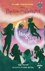 Pigerne fra Ønskeøen 8: Langt fra land (Pigerne fra Ønskeøen, nr. 8)