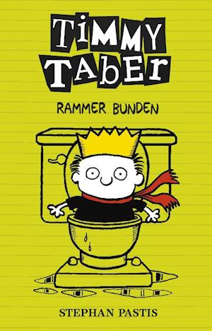 Timmy Taber rammer bunden