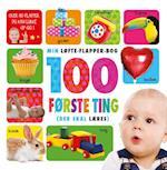 100 første ting (der skal læres) (Min løfte flapper bog)