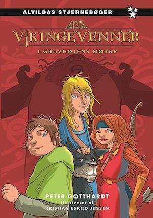 Vikingevenner - i gravhøjens mørke