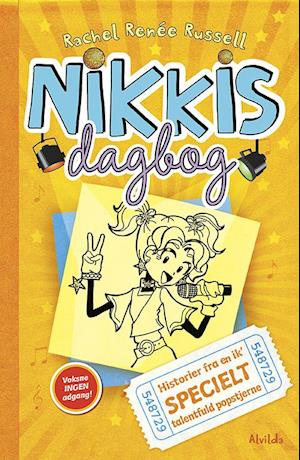 Nikkis dagbog 3: Historier fra en ik' specielt talentfuld popstjerne
