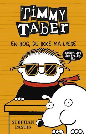 Timmy Taber - en bog, du ikke må læse
