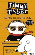 Timmy Taber - en bog, du ikke må læse (Timmy Taber, nr. 5)