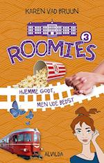 Hjemme godt, men ude bedst (Roomies, nr. 3)