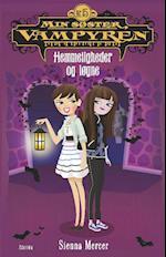 Min søster, Vampyren 15: Hemmeligheder og løgne (Min søster, vampyren, nr. 15)