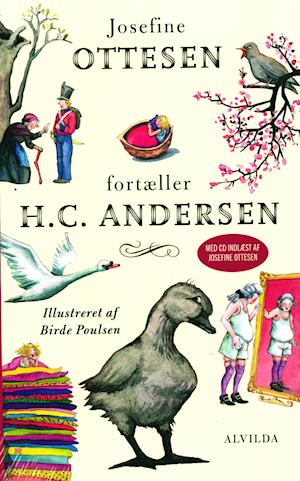 Josefine Ottesen fortæller H.C. Andersen