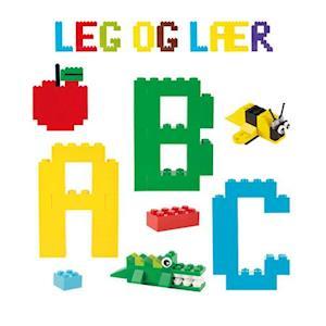 Leg og lær ABC (sæt á 3 stk. Pris pr. stk. 49,95)