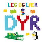 Leg og lær DYR (sæt á 3 stk. Pris pr. stk. 49,95)