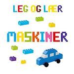 Leg og lær MASKINER (sæt á 3 stk. Pris pr. stk. 49,95)