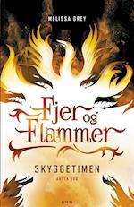 Fjer og flammer 2: Skyggetimen af Melissa Grey