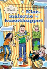 Klatmalerne og kunstkuppet (Hotel Krølle på Halen)
