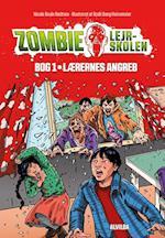 Lærernes angreb (Zombie lejrskolen, nr. 1)