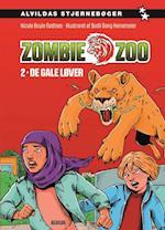 De gale løver (Zombie zoo, nr. 2)