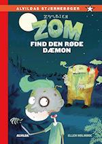 Zombien Zom - find den røde dæmon (Zombien Zom, nr. 2)